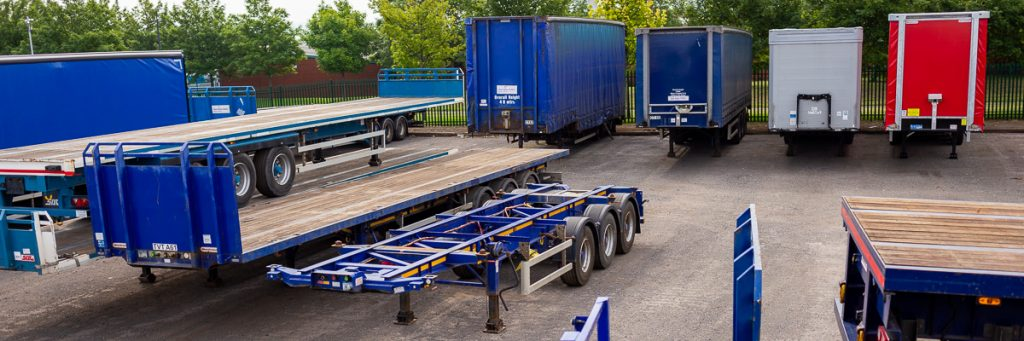 Trailers for hire from Tees Valley Trailers