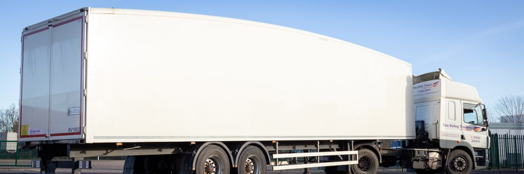 Box Van Trailer for sale or hire