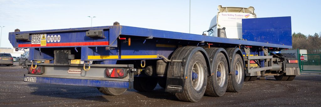 Flat PSK trailer Trailer for sale or hire