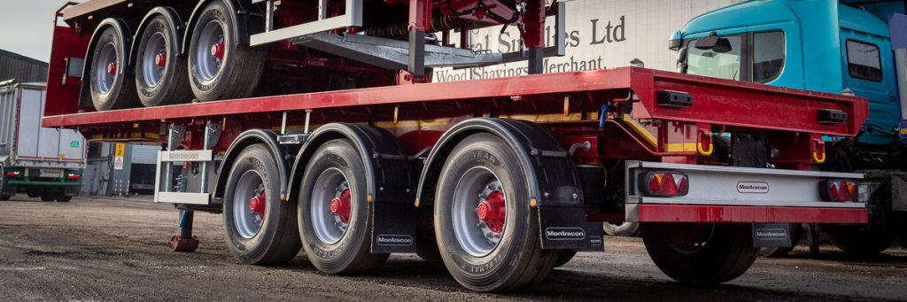 Urban rear steer trailer Trailer for sale or hire